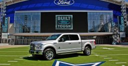 2017 Ford F-150 Dallas Cowboys Edition: Only 400 to be made