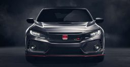 2018 Honda Civic Type R Prototype: In your face turbo hatch coming to US
