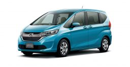 2016 Honda Freed: second-gen 5 or 7 seat minivan available now in Japan