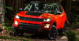 2018 Jeep Compass: Buries Patriot, mimics Grand Cherokee, on sale Q1 2017