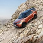 Land Rover developing self driving technology to go offroad