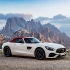 Mercedes-AMG GT Roadster (2017, R190) photos