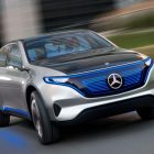 Mercedes-Benz Generation EQ concept (2016) photos