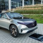 Mercedes-Benz Generation EQ previews GLC size electric SUV