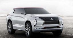 Mitsubishi GT-PHEV previews 2019 Outlander, new AWD hybrid drivetrain
