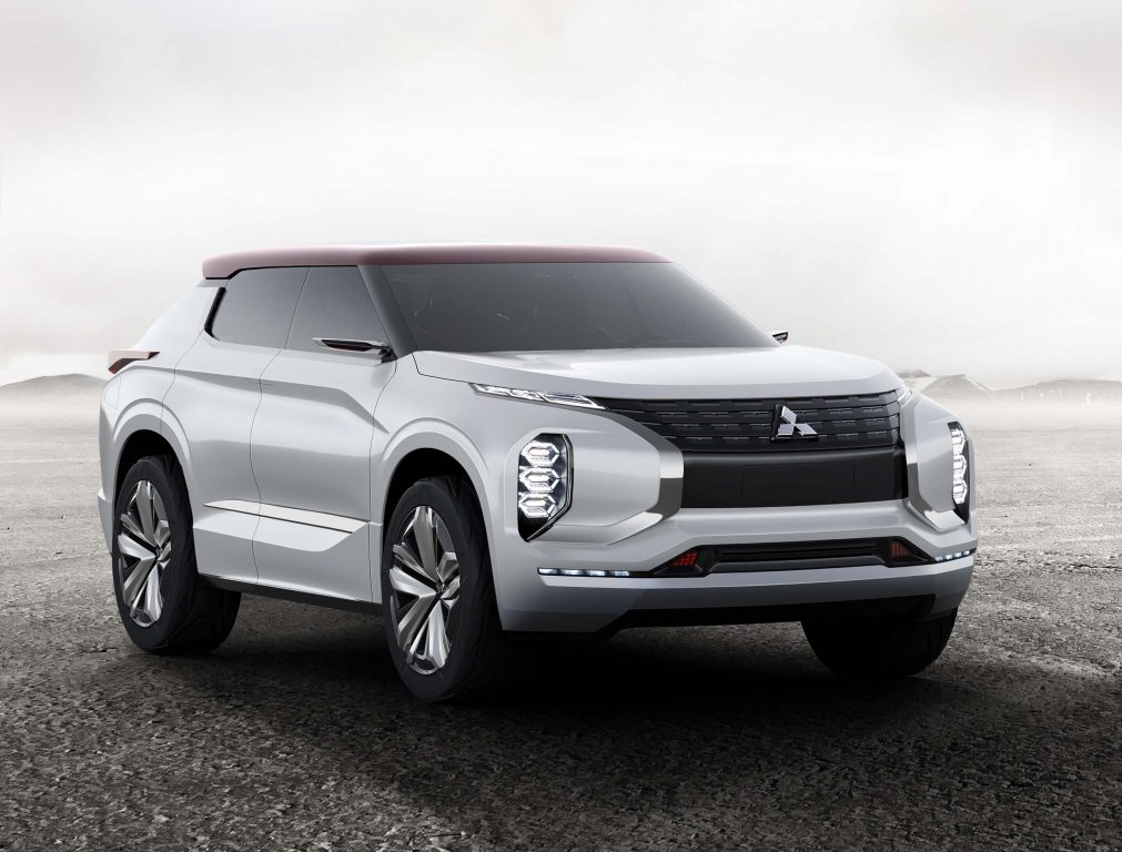 Mitsubishi GT-PHEV previews 2019 Outlander, new AWD hybrid drivetrain | Between the Axles