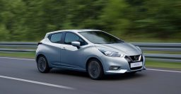 2017 Nissan Micra (K14): Clio based supermini has unique Sway looks