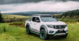 2016 Nissan Navara EnGuard concept: Equipped to save lives off road