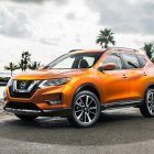 Nissan Rogue (2017 facelift, T32, USA) photos