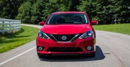 2017 Nissan Sentra: Starts at $17k, SR Turbo is $22k