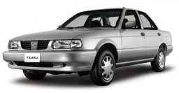 B13 Nissan Tsuru production to end in Mexico by May 2017