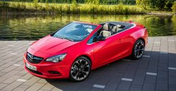 Vauxhall Cascada axed in UK, Ireland; soft top lives on as Opel, Buick, Holden