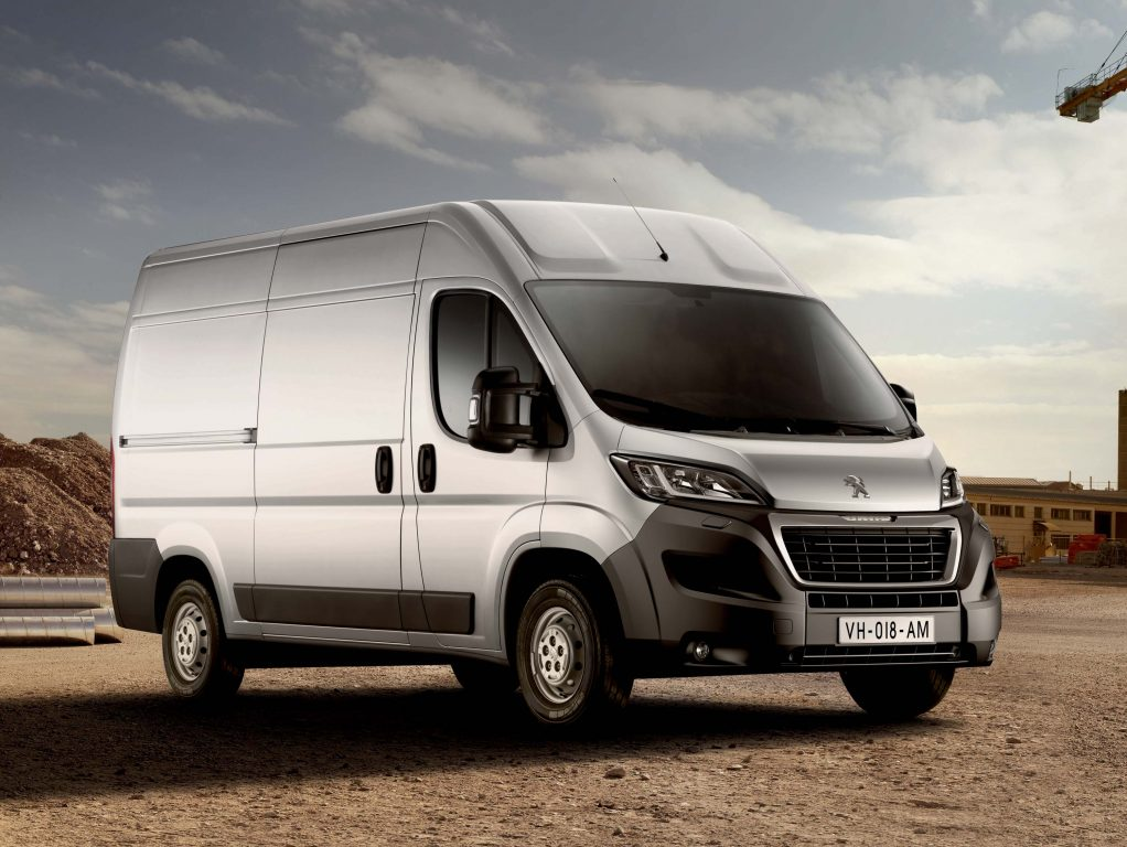 peugeot boxer 2016 bluehdi update second generation photos between the axles