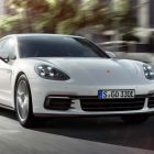Porsche Panamera 4 E-Hybrid (2017, second generation) photos