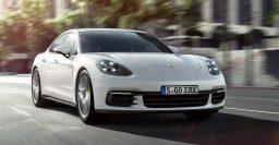 2018 Porsche Panamera 4 E-Hybrid has 700Nm (516 lb-ft)