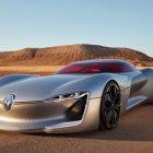 Renault Trezor concept (2016) photos
