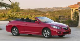 Toyota Solara etymology: What does its name mean?
