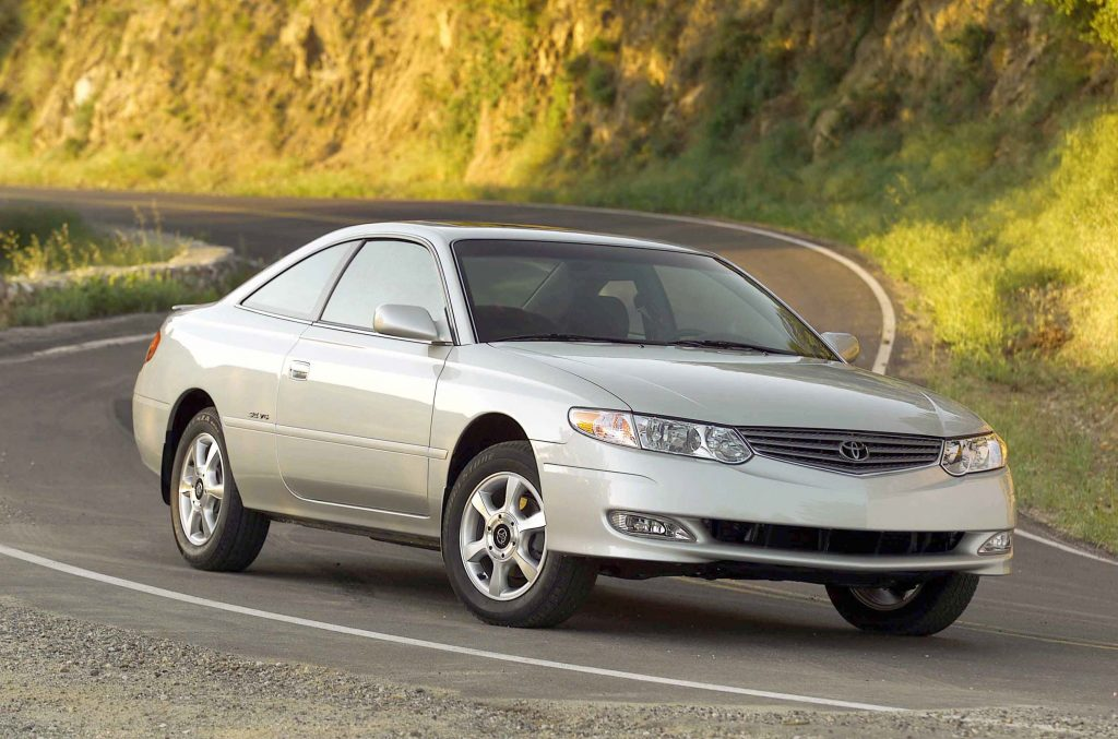 Toyota Solara coupe, convertible (XV20, CV20,1999-2003) photos | Between the Axles