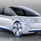 Volkswagen ID Concept (2016) photos