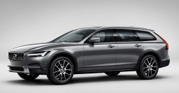 2017 Volvo V90 Cross Country: Outback treatment applied to luxury wagon