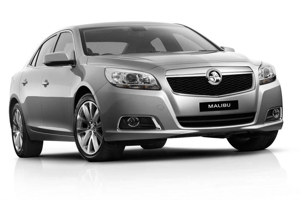 Holden Malibu CDX (2013, EM, first generation) photos ...