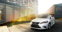 2017 Lexus CT to be last model year for hybrid hatch, axed in the USA