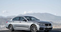 2018 BMW 5-Series (G30) to star in Detroit amid massive sales slump
