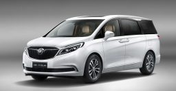 2017 Buick GL8 minivan revealed: Launching in China late 2016