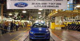 Ford Falcon, Territory production ends; another RWD sedan bites the dust