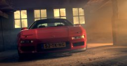 Honda NSX, Ayrton Senna honored in short video by Robbert Alblas