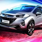 Honda WR-V etymology: What does its name mean and letters stand for?