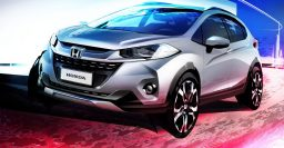 2017 Honda WR-V: New SUV for South America, smaller than HR-V