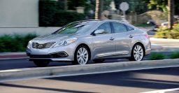 Hyundai Azera axed in the USA, large FWD sedan bites the dust