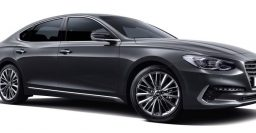 2018 Hyundai Azera (US) debuts in Korea as the Grandeur IG, looks great
