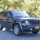Jeep Patriot Sport 4×4 (MK, 2015, 2.4L, US review car) photos