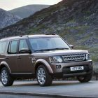 Land Rover Discovery 4 (2015, second generation, LR4, L319) photos