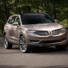 Lincoln MKX (2016, second generation) photos