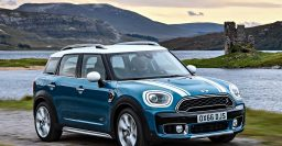 2018 Mini Countryman: Biggest Mini ever at 4.3m (169-in) long