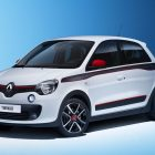 Renault Twingo III (2014, third generation) photos