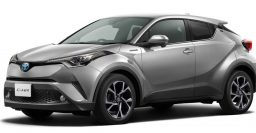 2018 Toyota C-HR: Will push Toyota USA to 60:40 truck to car ratio