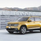 2018 Volkswagen Atlas: Large SUV aimed at the heart of America