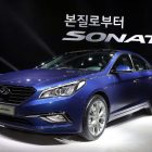 Hyundai Sonata (LF, 2014, seventh generation, KDM) photos