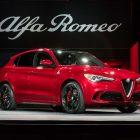 2018 Alfa Romeo Stelvio Quadrifoglio: Ferrari turbo V6 for first SUV