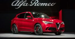 2018 Alfa Romeo Stelvio Quadrifoglio: Ferrari turbo V6 for first SUV
