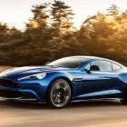 Aston Martin Vanquish S (2017, VH, second generation) photos