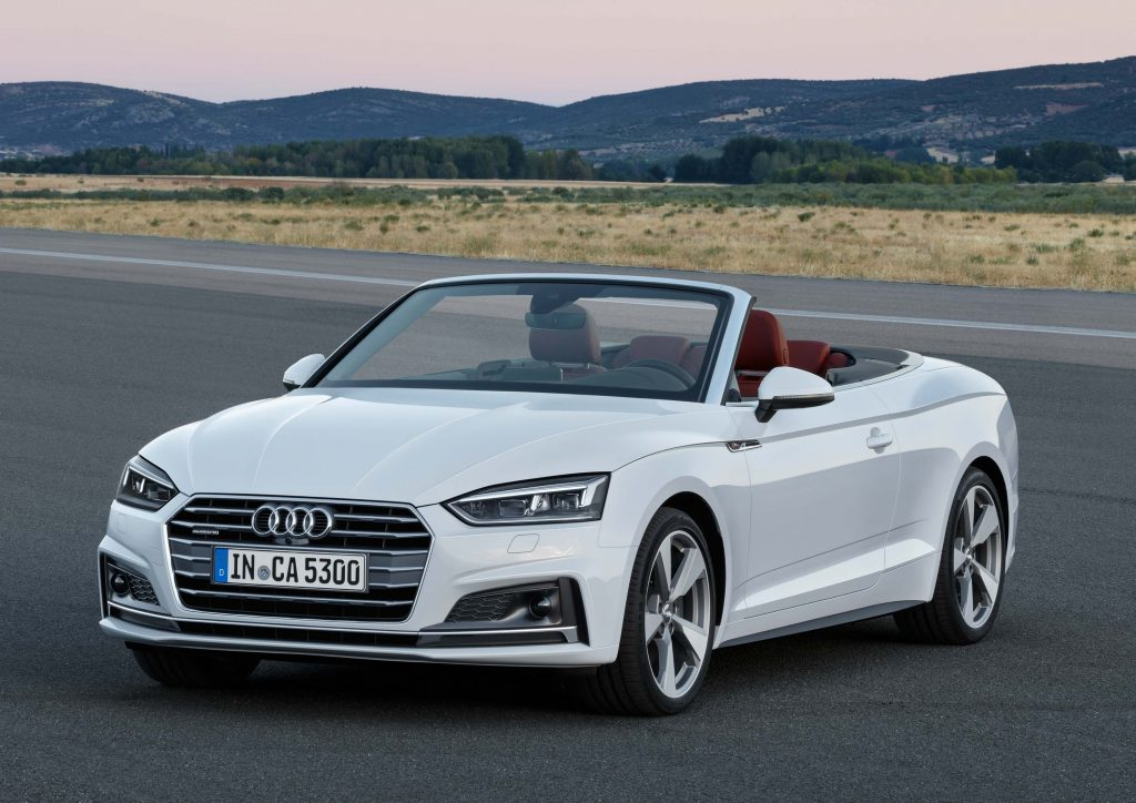audi a5 cabriolet 2017 second generation photos between the axles. Black Bedroom Furniture Sets. Home Design Ideas