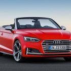 2018 Audi A5 and S5 convertible: Longer, faster, slightly sexier