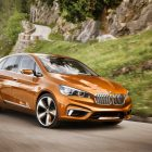 BMW Active Tourer Outdoor concept (2013) photos