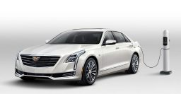 2017 Cadillac CT6 Plug-in Hybrid: First Chinese Caddy to be sold in USA