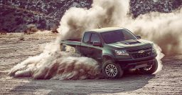2017 Chevrolet Colorado ZR2: A mid-size off-road performance truck